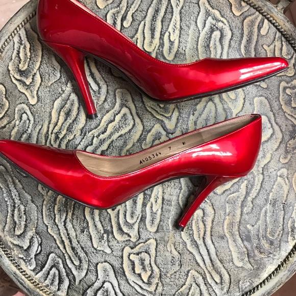 7f1b098b100 Stuart Weitzman Shoes   Stilleto Free Shipping Ruby Red   Poshmark